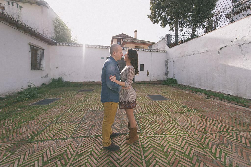 Rocío + Diego